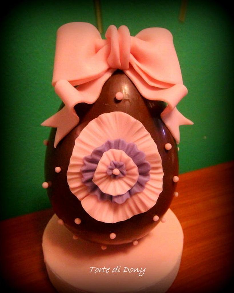Happy Easter by Donatella Bussacchetti