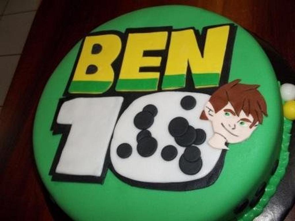 Ben 10 by N&N Cakes (Rodette De La O)