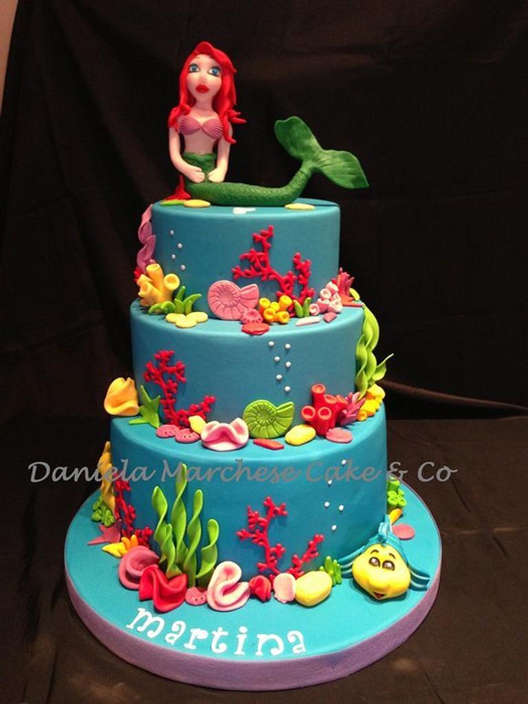 Little Mermaid by Daniela Marchese