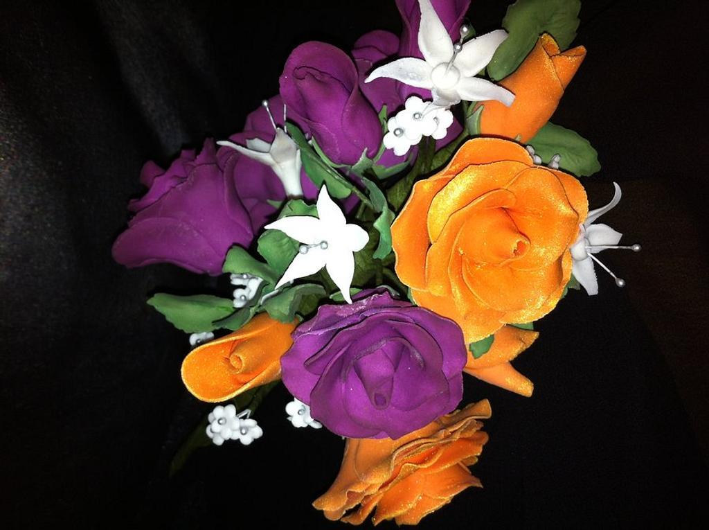 sugar flowers by sasha