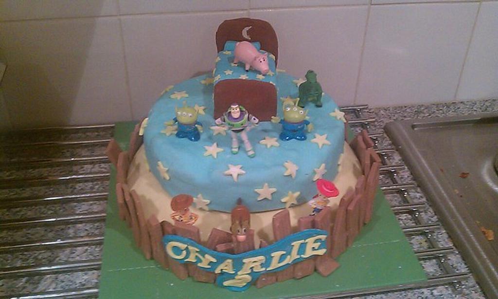 Toy Story cake by Treat Sensation