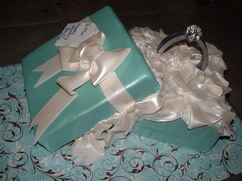 Tiffany Ring Box by Alissa Newlin