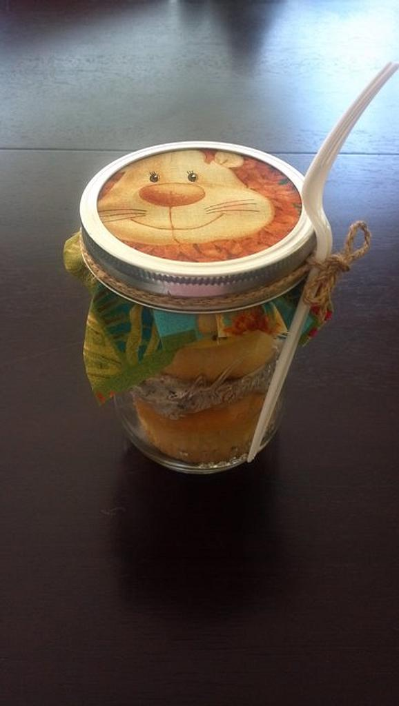 Cupcakes in a Jar by Pixie Dust Cake Designs