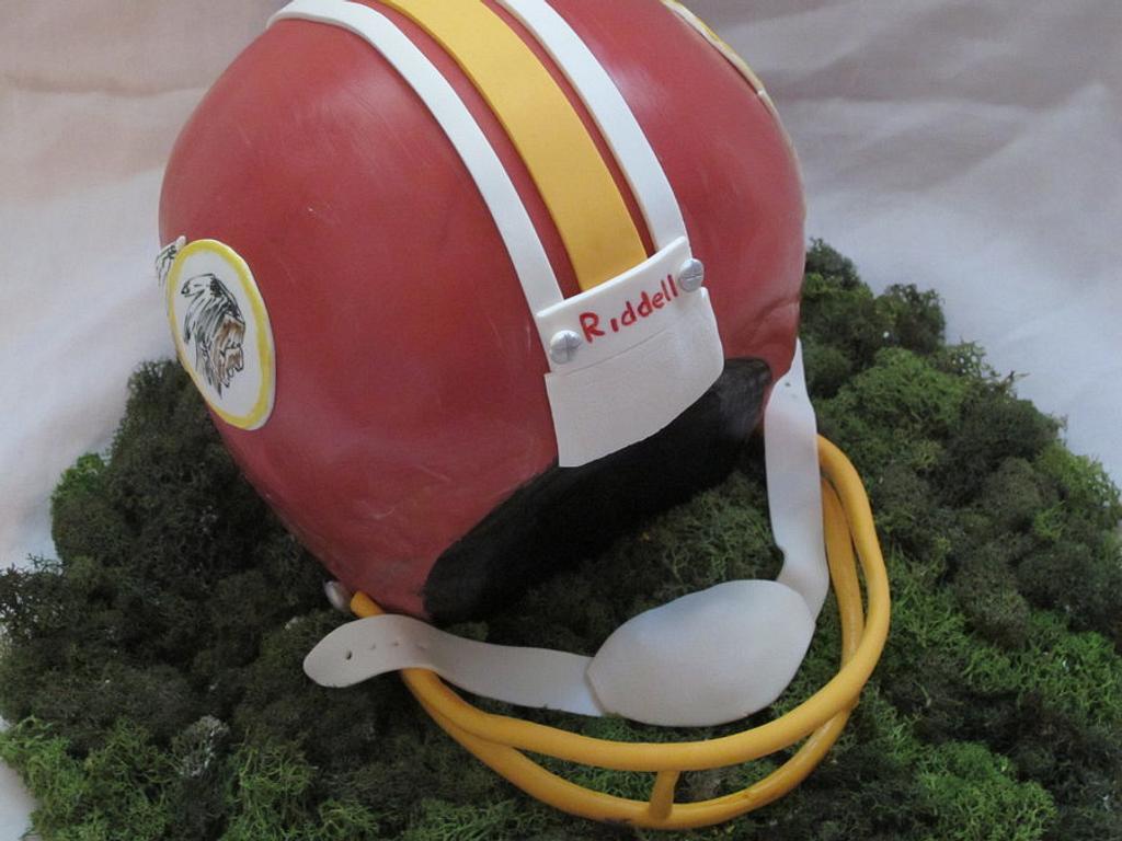 Go Redskins! by Elyse Rosati