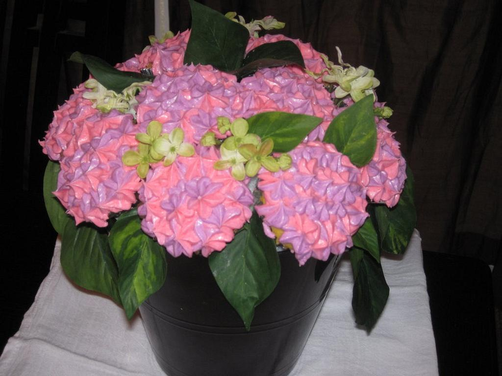 Cupcake Bouquet!  by Lori
