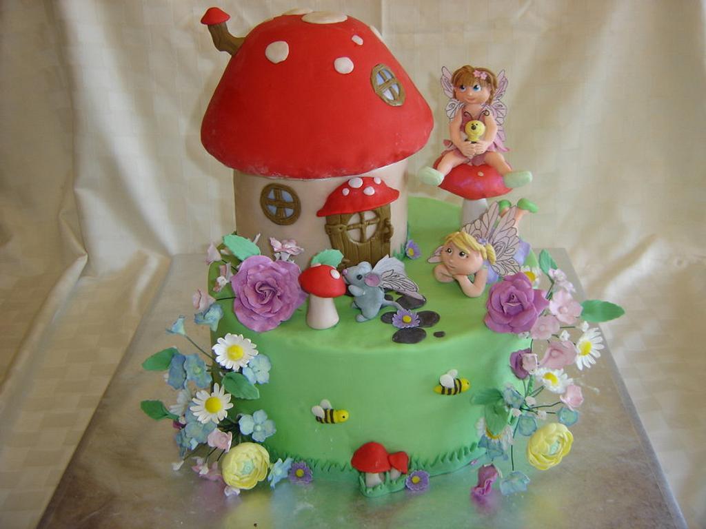 Fairy House! by Alli