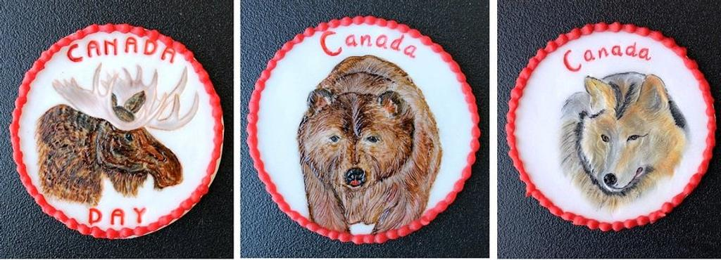 Canada day EH! by Astrid