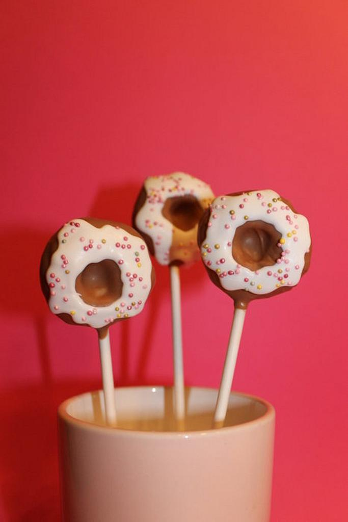 Donut Pops by Delights by Design
