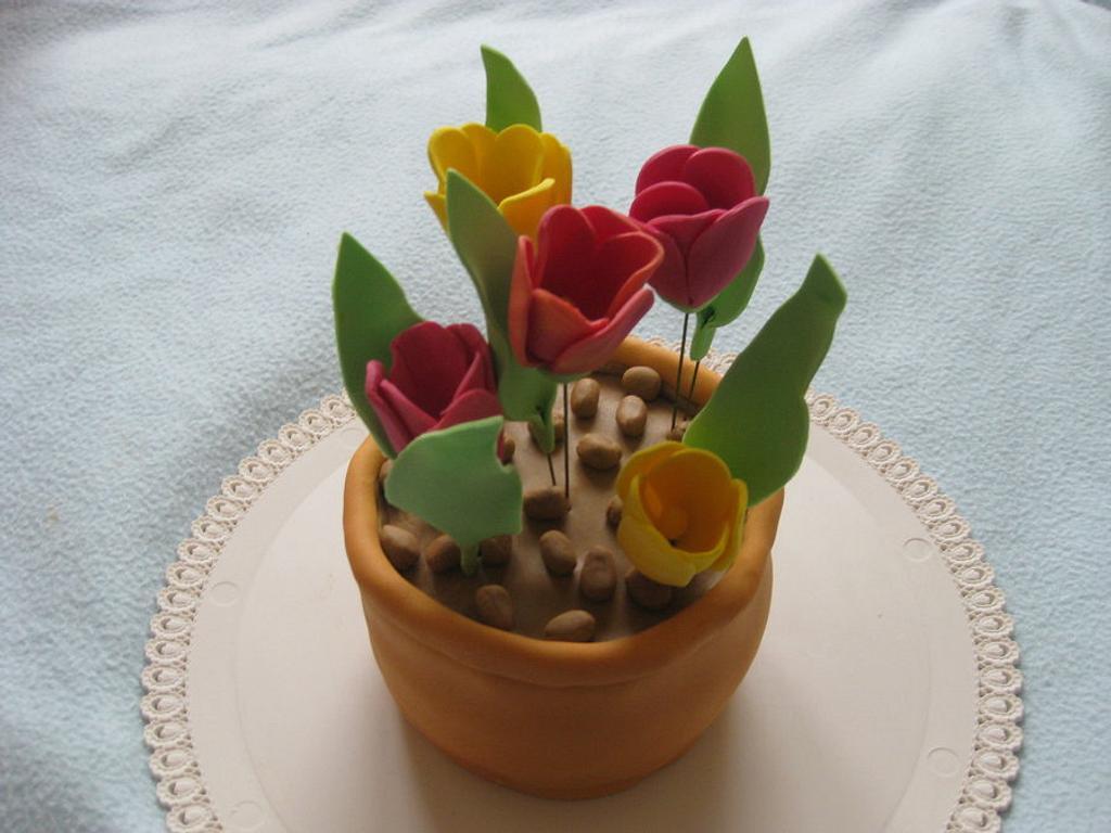 Tulips by Niovy