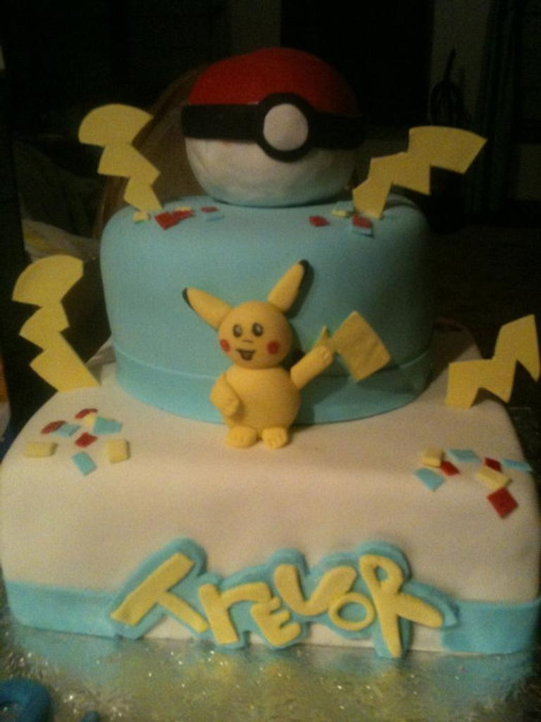pokemon by tasteeconfections