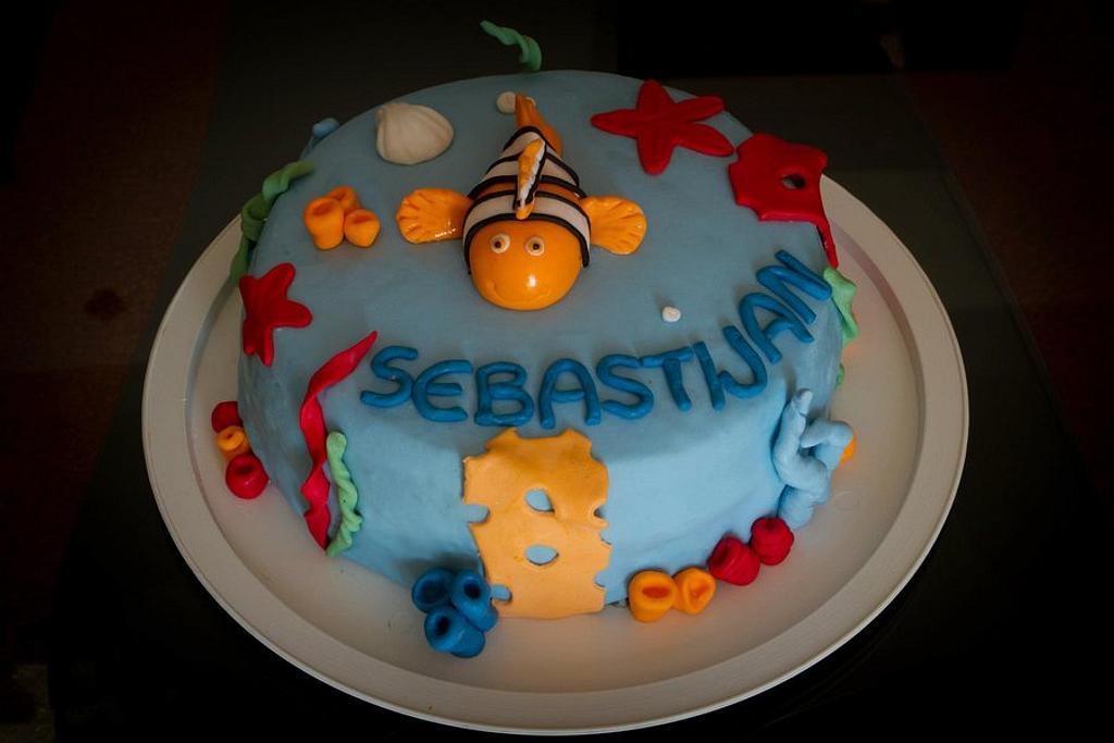 Nemo cake by vikios