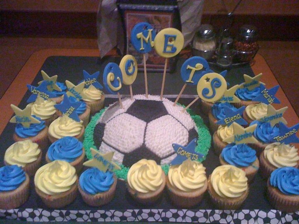 Soccer by Sandy