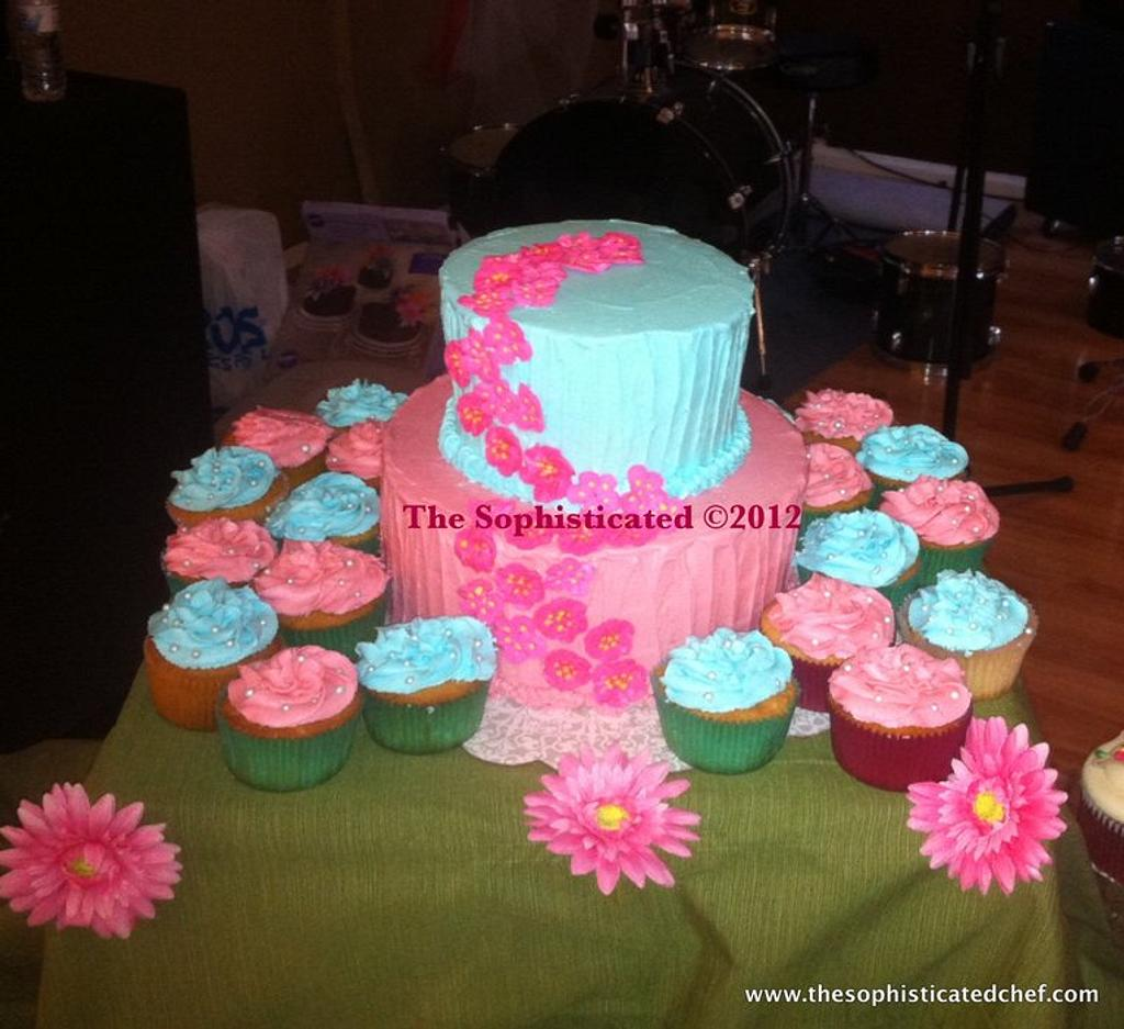 Bridal Shower by Sophisticated