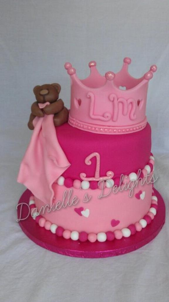 Princess crown by Danielle's Delights