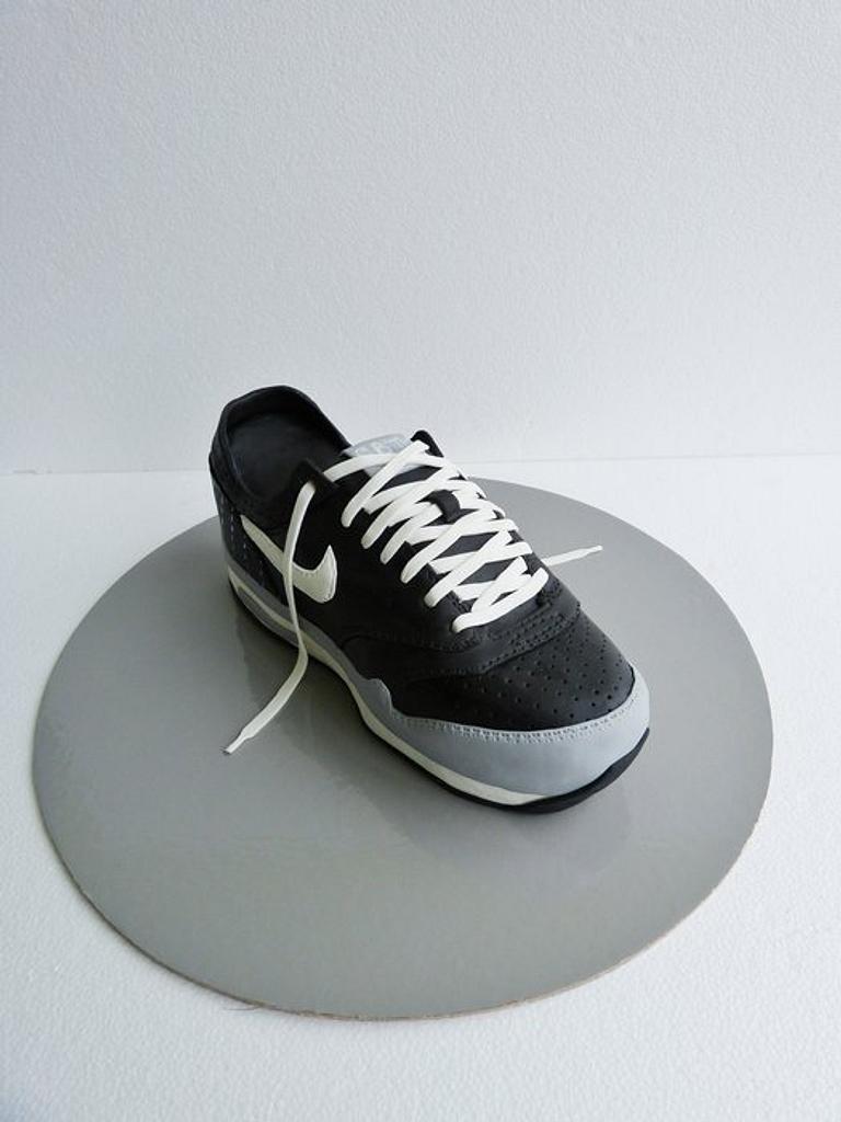 Nike max air cake by Margarida Abecassis