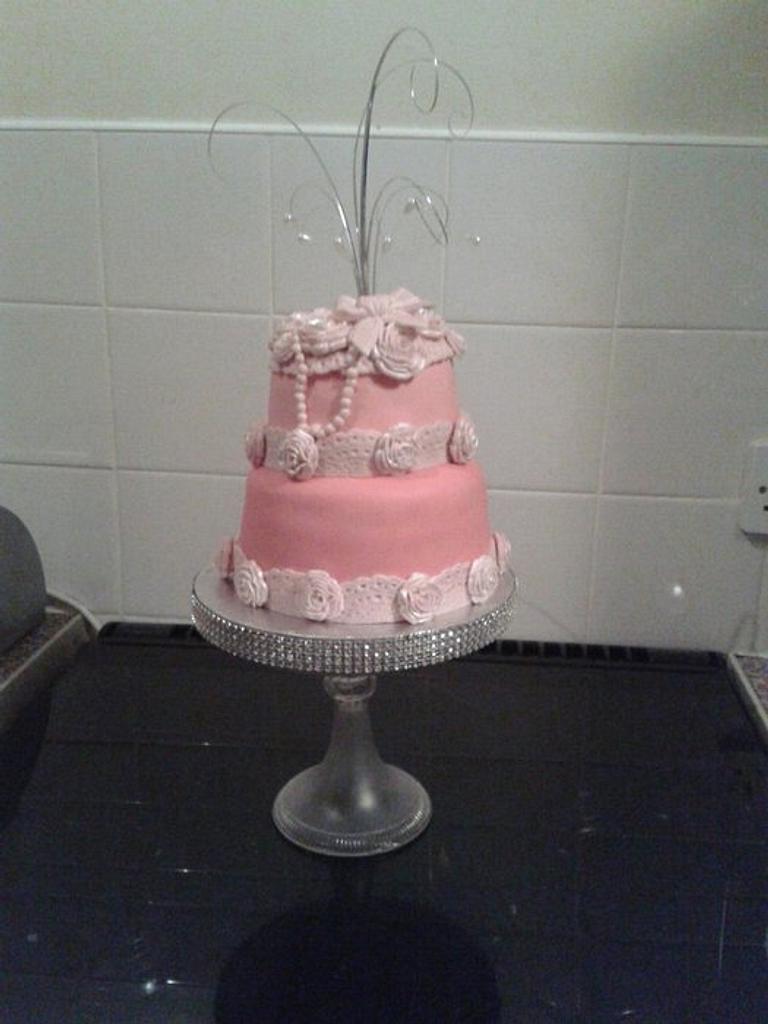 pretty'n'pink by lorraine