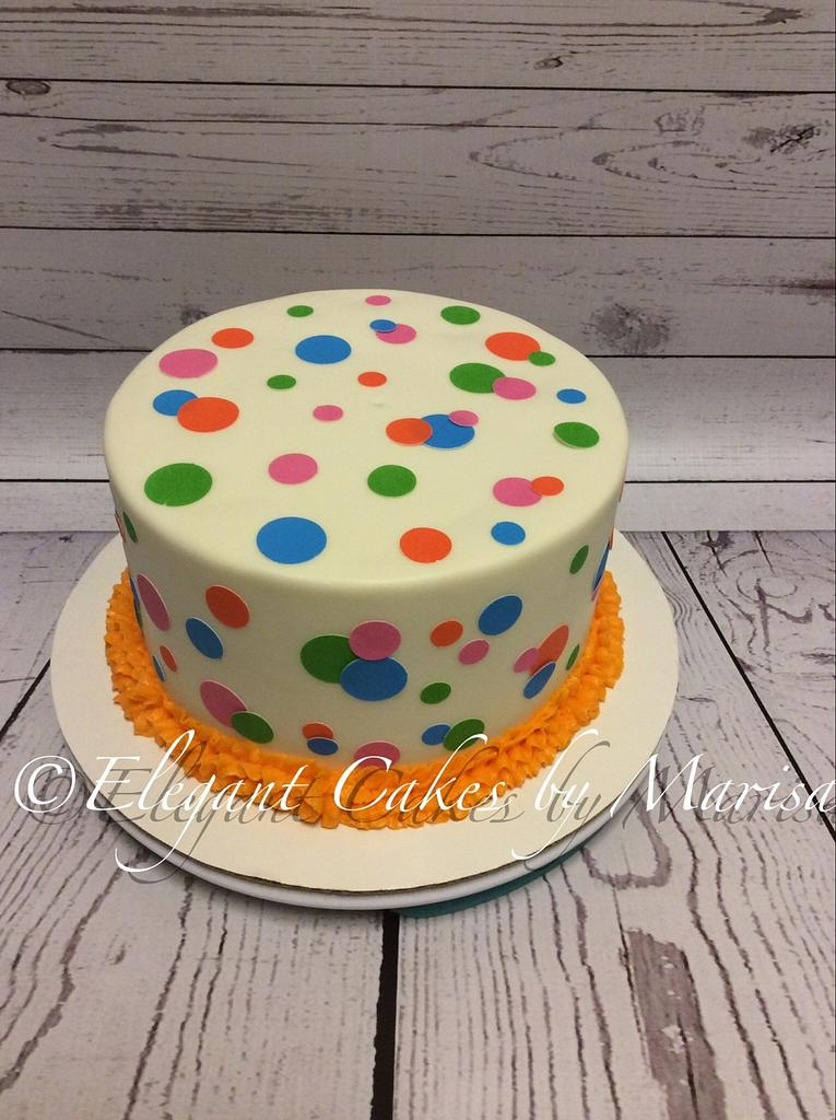 RAINBOW CAKE by ECM