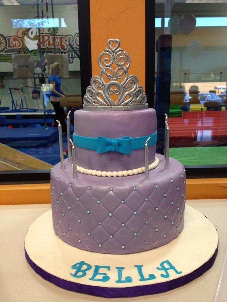 Purple Princess by Melissa Stewart