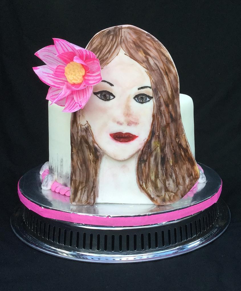 Happy Birthday Megan by Goreti