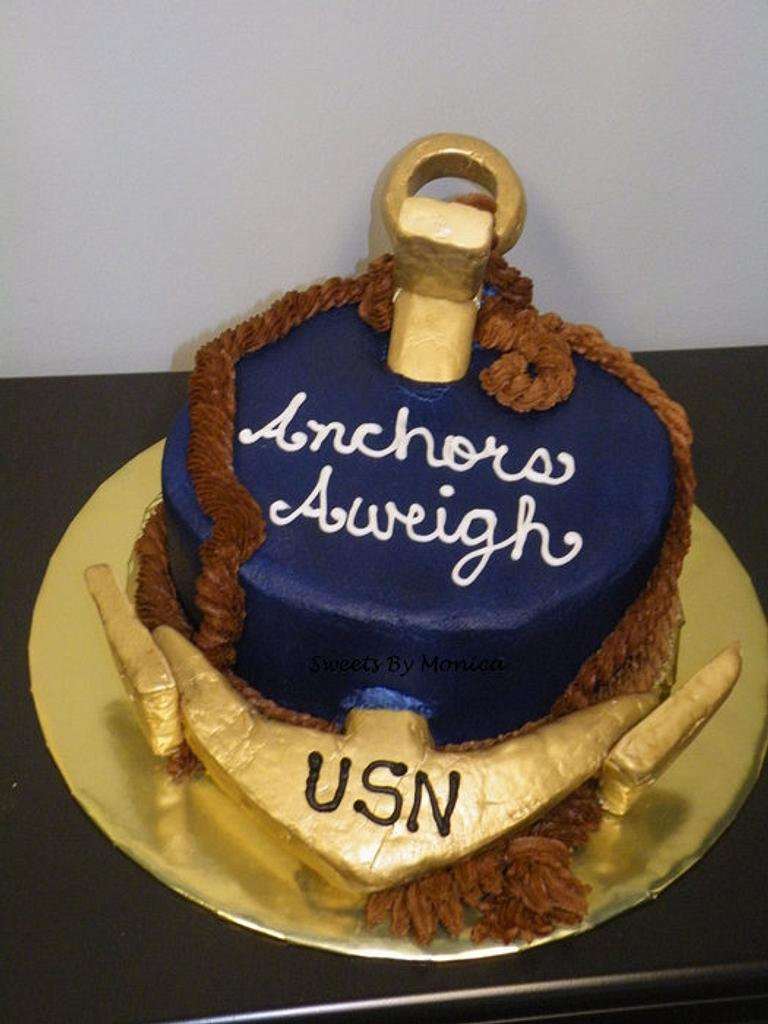 Anchors Aweigh! by Sweets By Monica