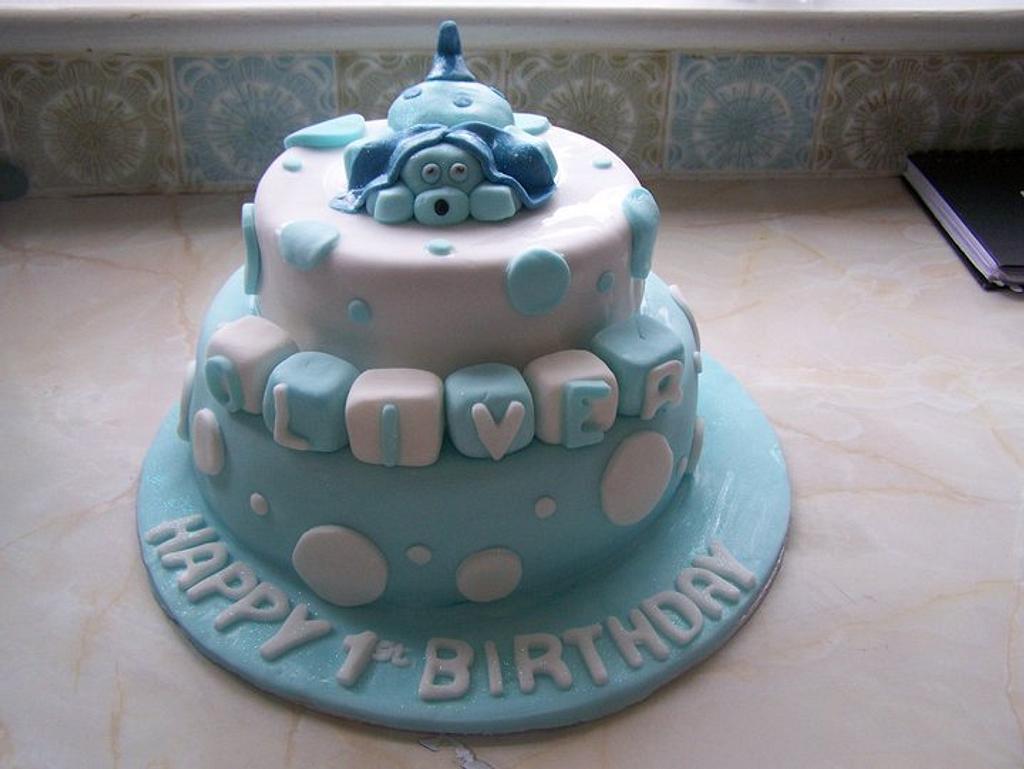 naming cake by cupcakes of salisbury