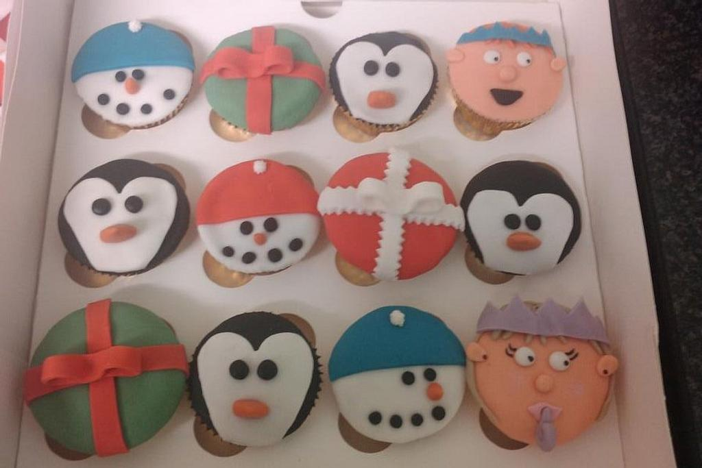 party cupcakes by amy