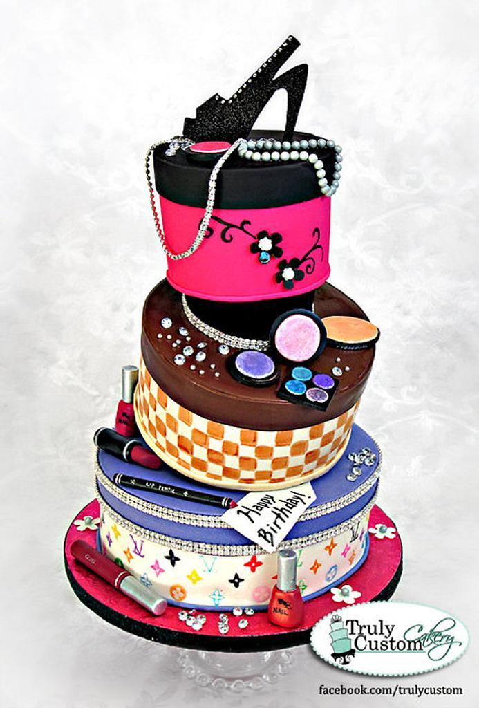 Fashionista Birthday by TrulyCustom