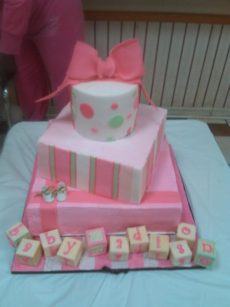 Baby Shower by Jacqulin