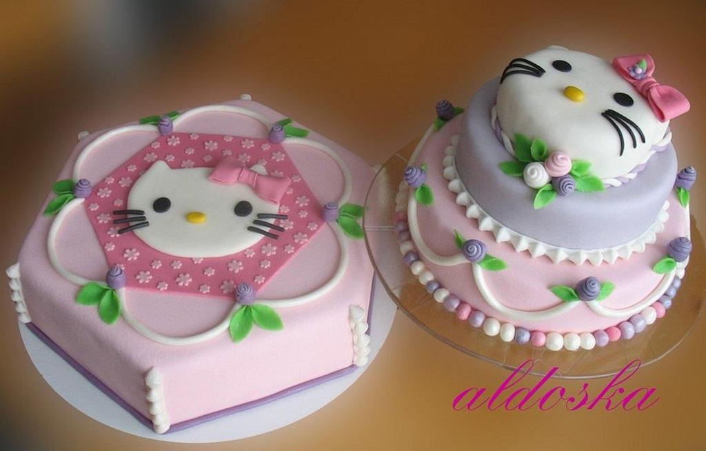 Kitty & Kitty by Alena