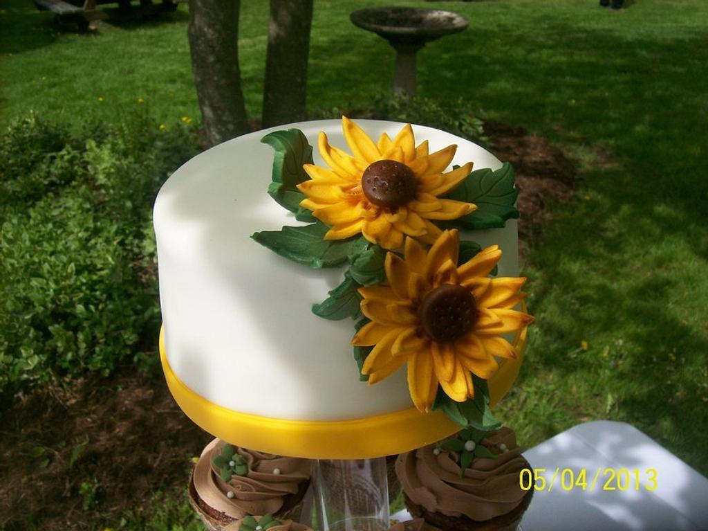 Wedding Cupcakes by Chris Jones