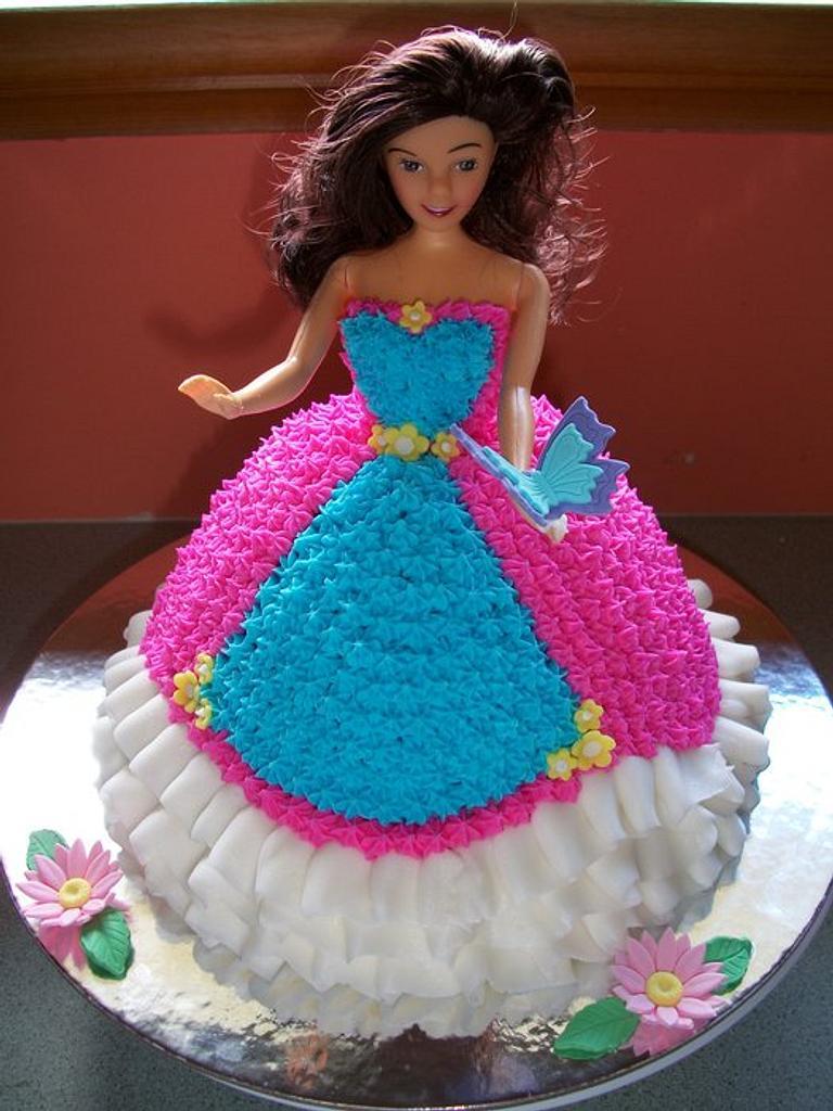 Dolly Varden Cake by Sarah