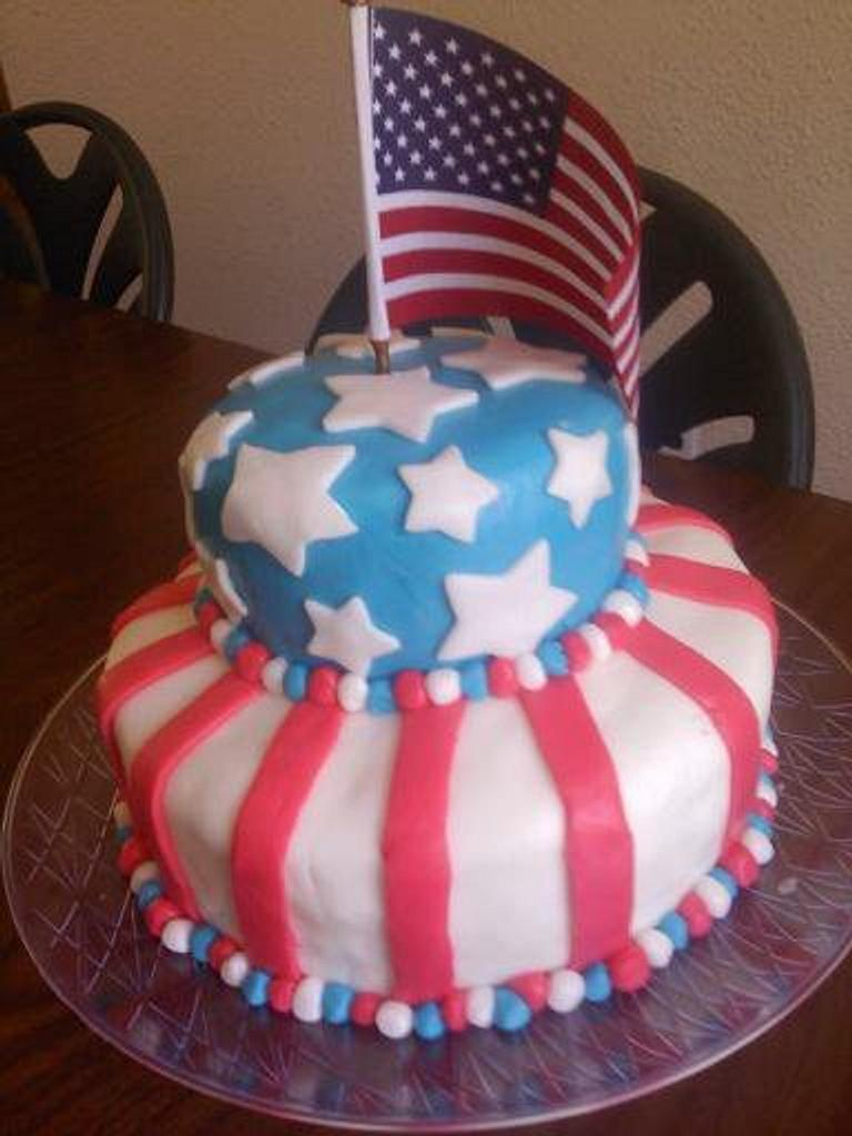 Independance day by Heather