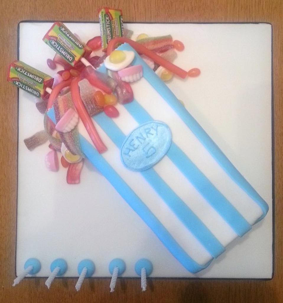 Bag of sweets by That Cake Lady