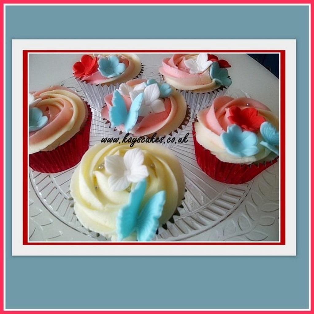 Birthday Cupcakes  by Kays Cakes