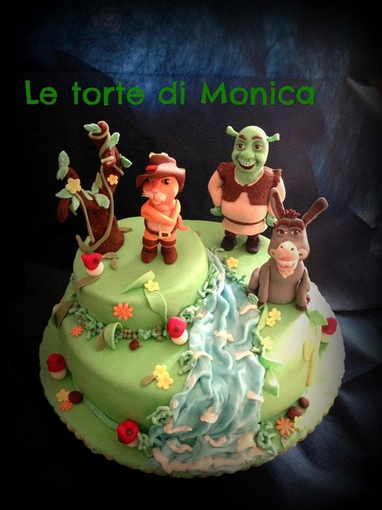 Shrek by Monica Vollaro