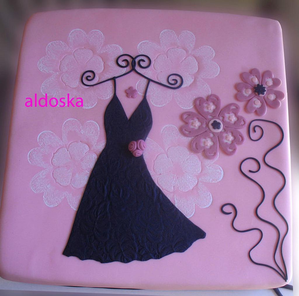 Little black dress by Alena