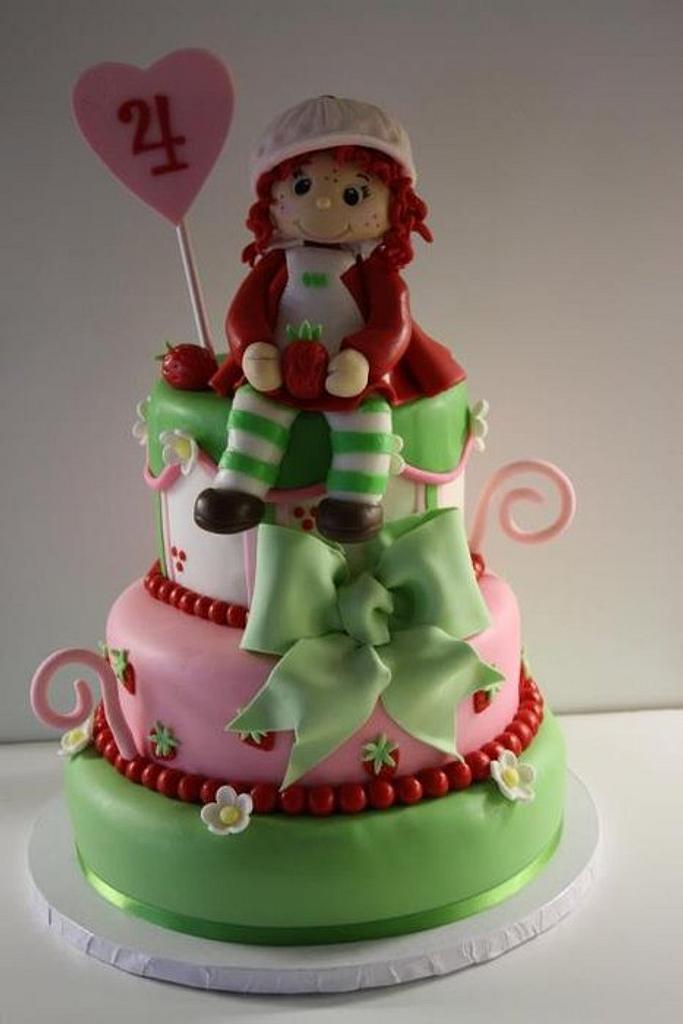Strawberry Shortcake by Jen