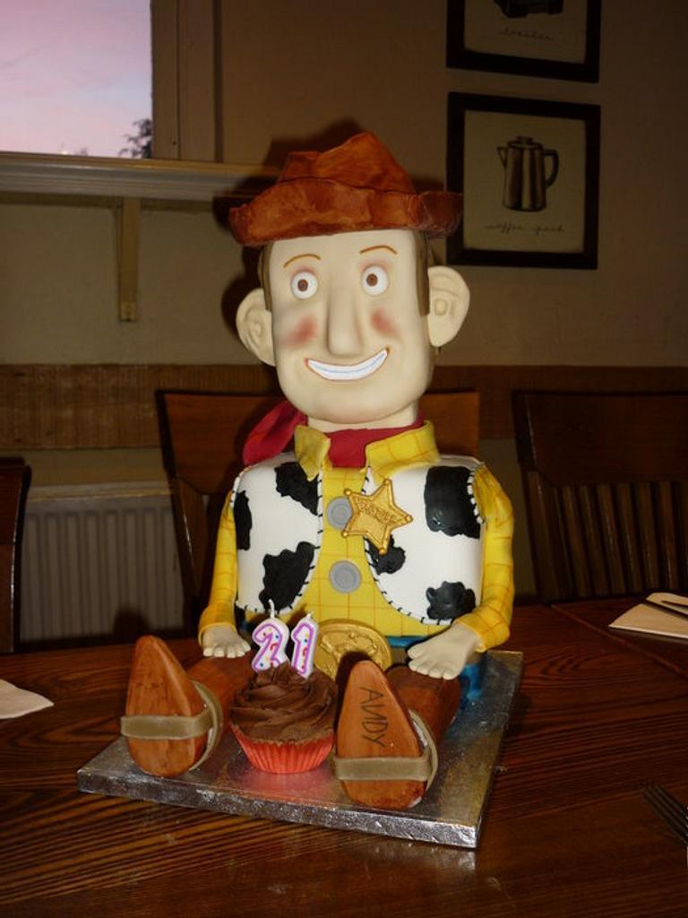 Woody by Shelagh