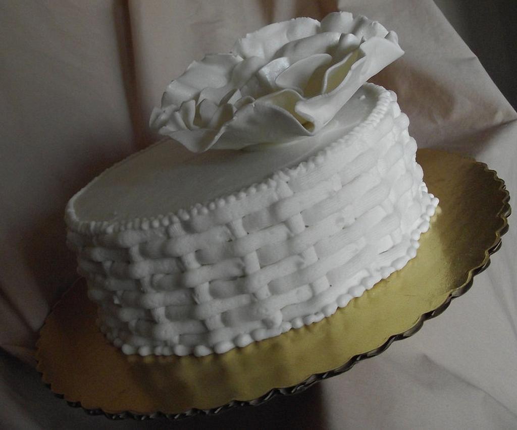 Make It Wedding Cake-'ish' by Rene'