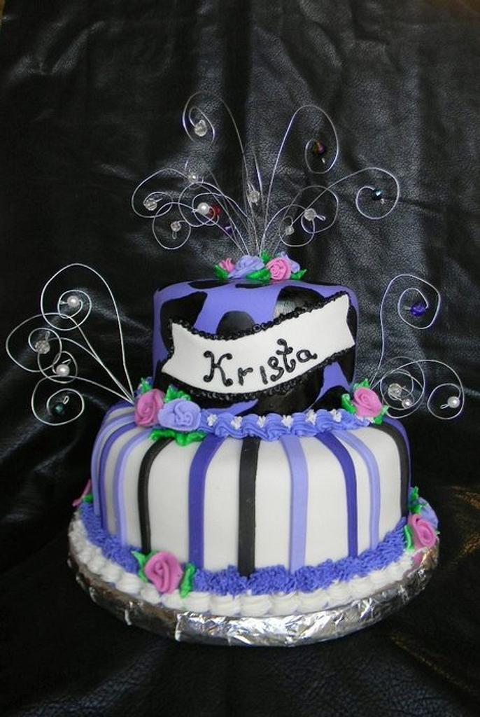 Bling for Krista by Donna Tokazowski- Cake Hatteras, Hatteras N.C.