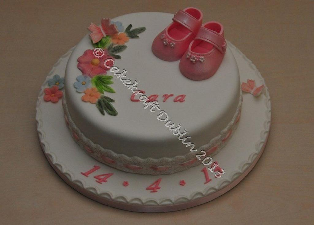 Baby shoes by CakekraftDublin