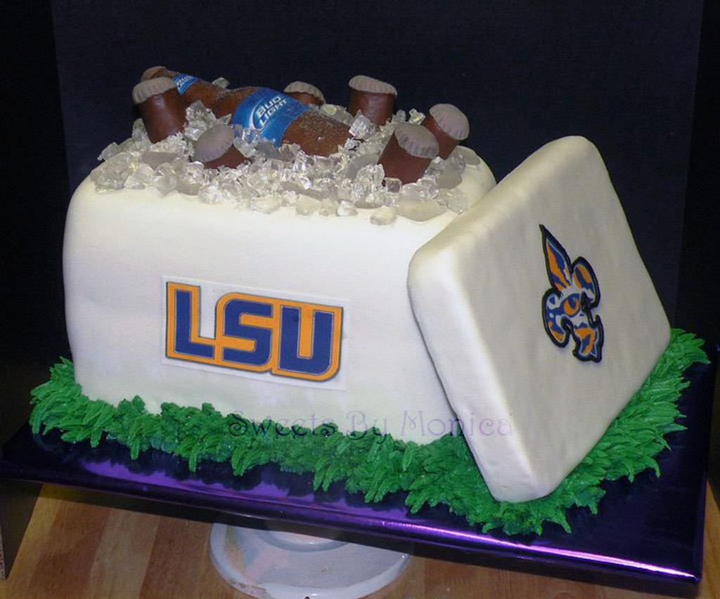 LSU & Beer . . .That's All by Sweets By Monica