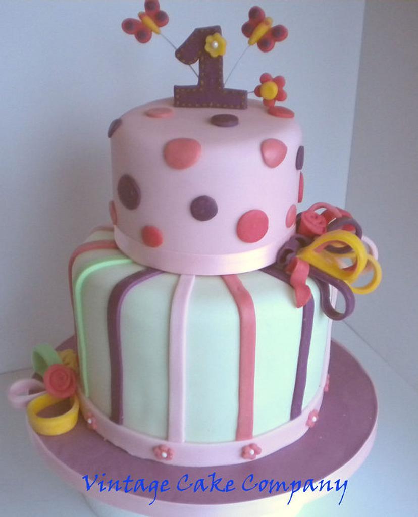 1st Birthday Celebrations by Paula Wright
