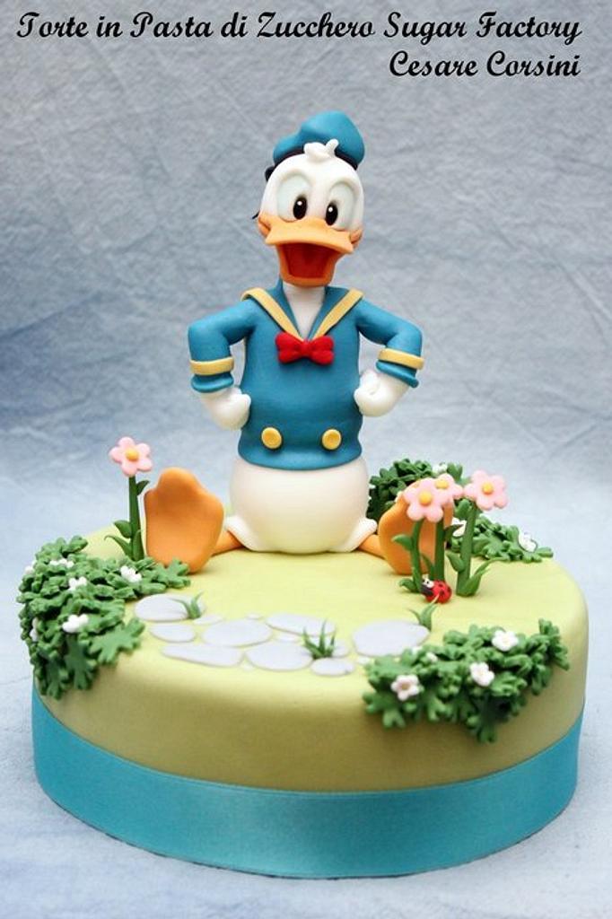 Donald Duck by Cesare Corsini