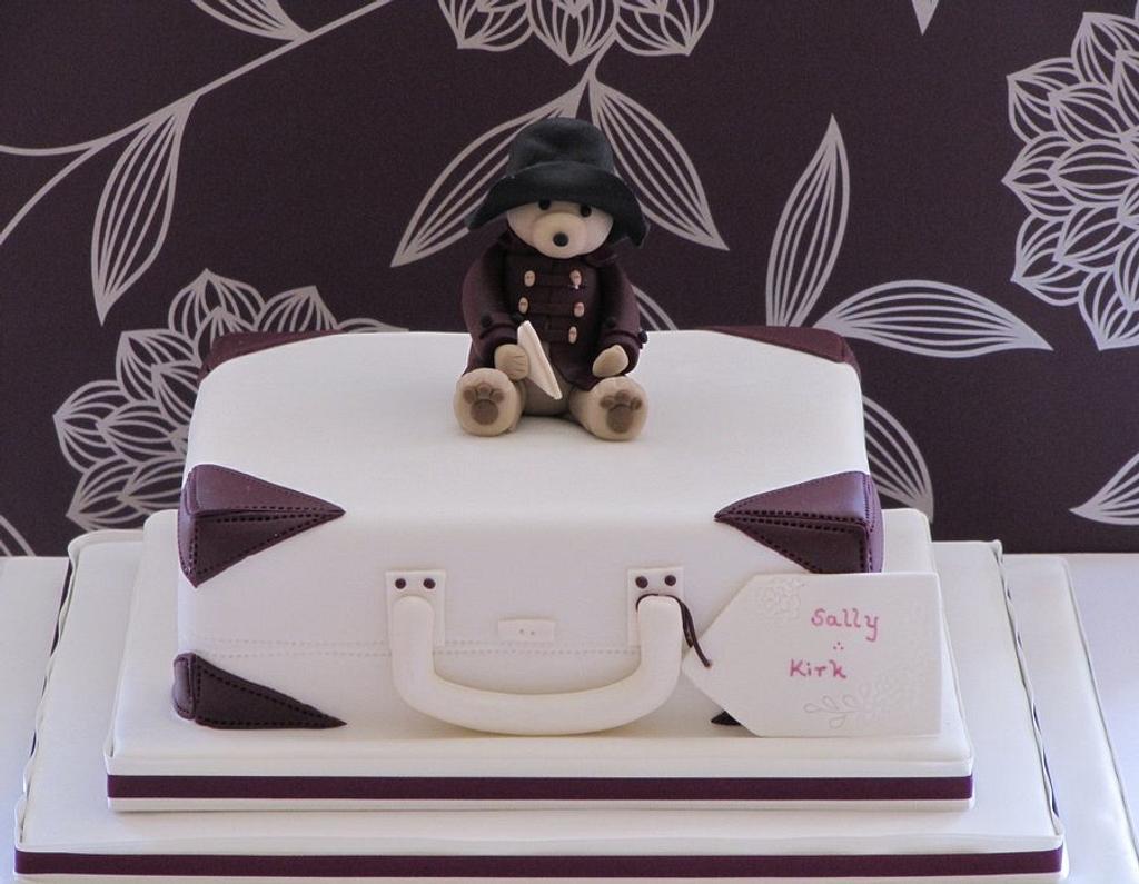 Paddington Bear by Cake Cucina