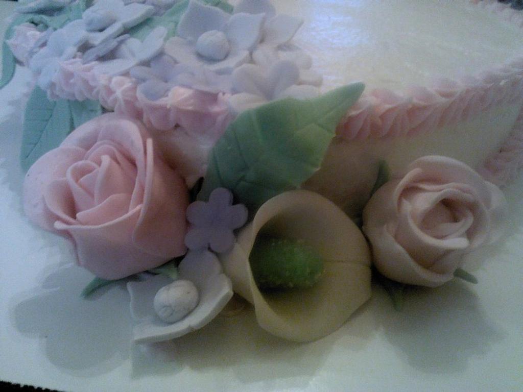 flower. by Andria Jones