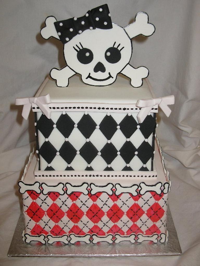 Skull & Crossbones by DoobieAlexander