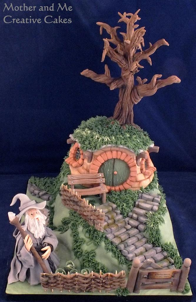 Bag End by Mother and Me Creative Cakes