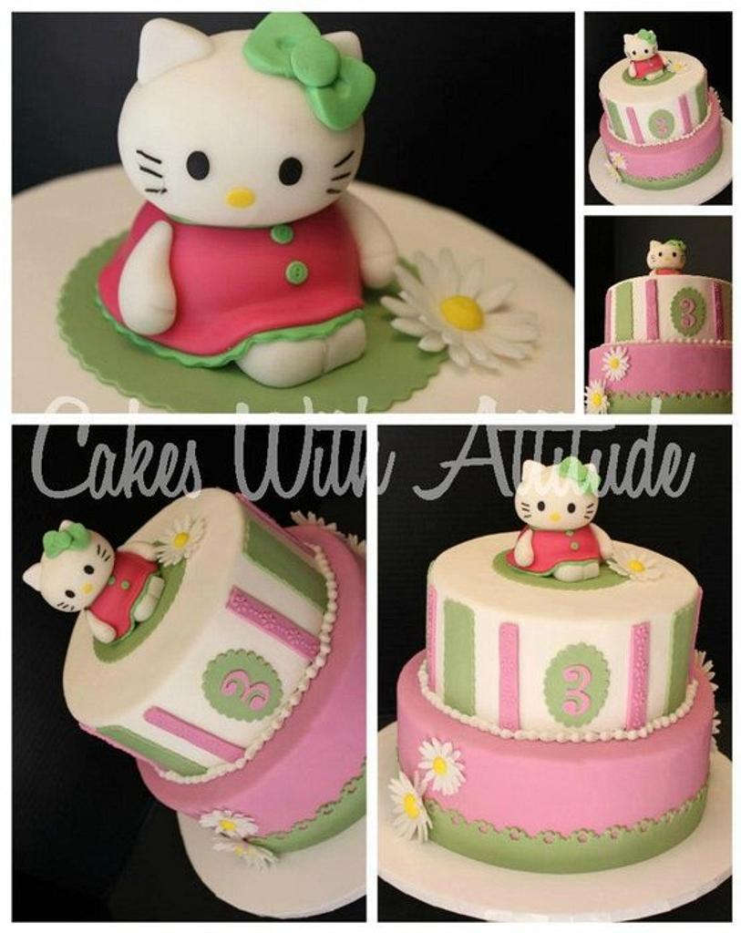 Hello Kitty by Viviana & Guelcys