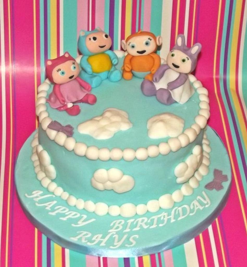 Waybuloo Cake by Jules